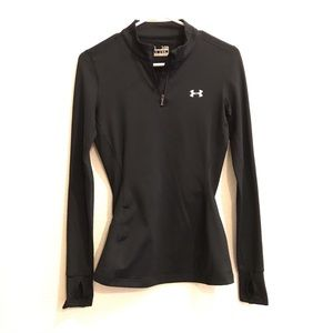 Under Armour Quarter Zip Pullover Cold Gear
